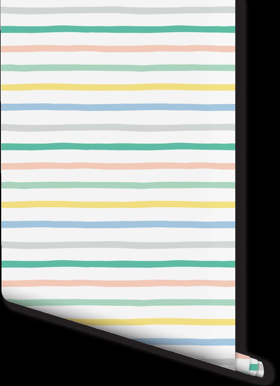 Striped Wallpaper | Milexa