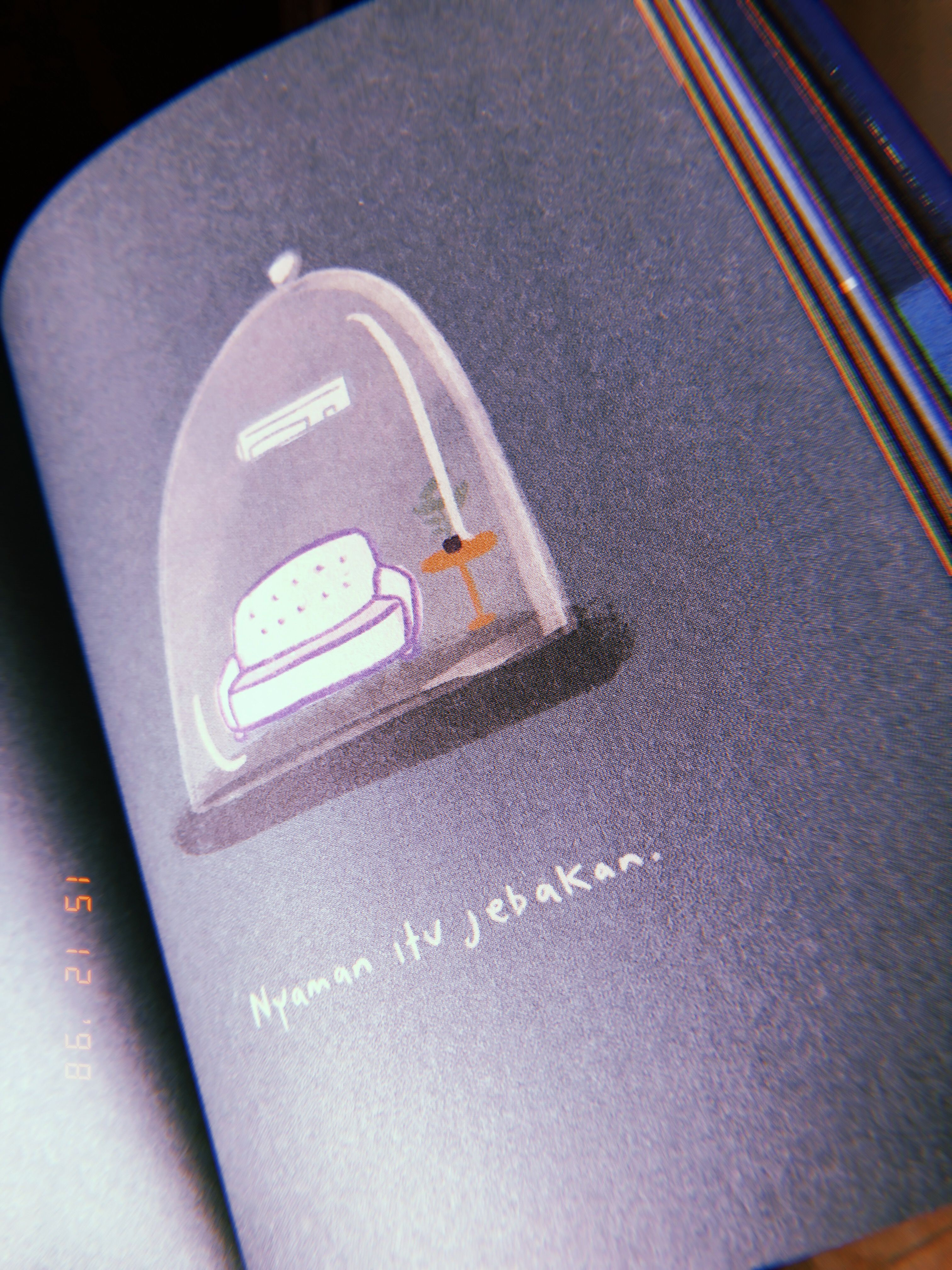 pin oleh pecinta hujan senja dan langit di nkcthi buku kutipan