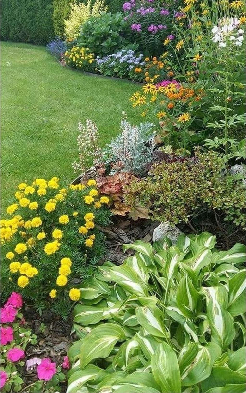 59 Awesome Front Yard And Backyard Landscaping Design Ideas In 2020 Backyard Landscape Architecture Backyard Landscaping Designs Cottage Garden Design