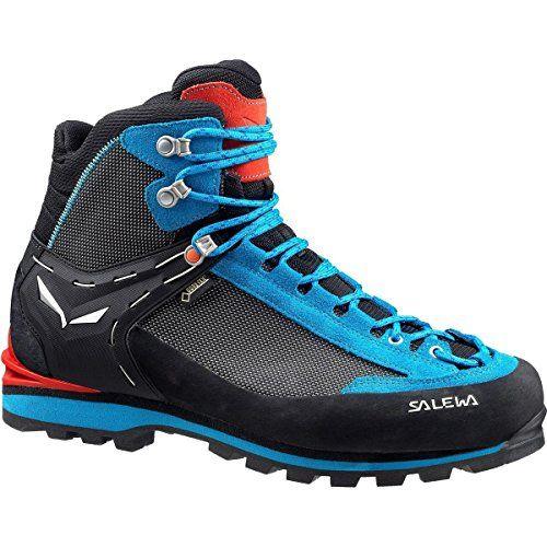 e1d3b9b74c6 Salewa Crow GTX Mountaineering BootWomensBlackHot Coral95 M US ...