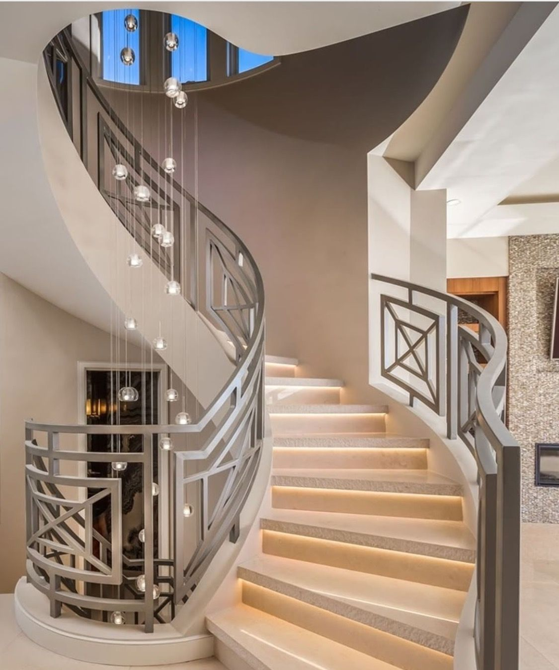 Pin by Valerie Gausche on Home Perfection | Home stairs ...
