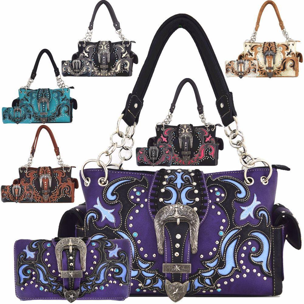 Purse Handbag Messenger Shoulder Bag