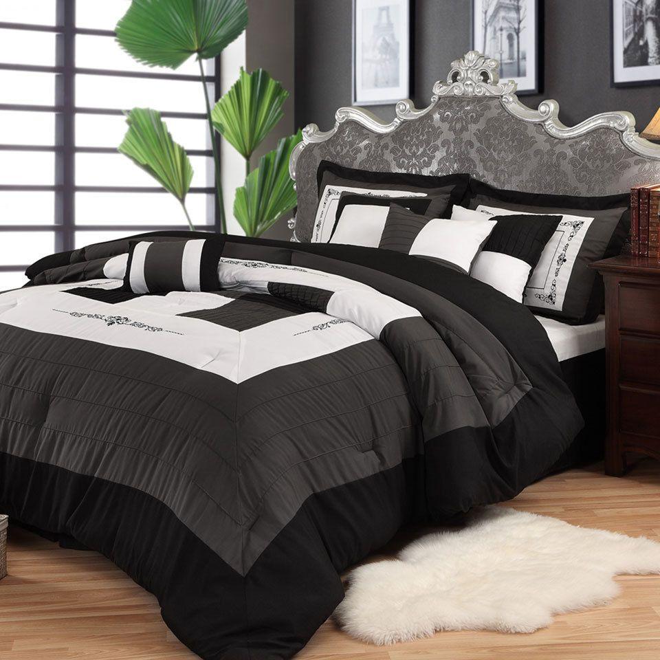 Headboard is amazing....bedspread is gross! Luxury