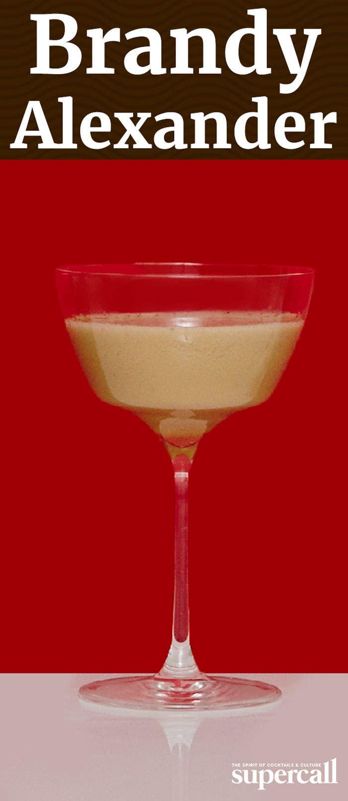 Brandy Alexander Recipe Drinks Brandy Alexander Cocktail