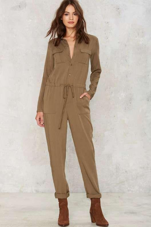 9a52301243d3 Boot Camp Babe Jumpsuit - Clothes