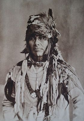 Photo of The Things I Enjoy: Pictures of North American Indians