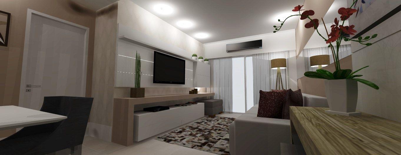 projeto sala estar