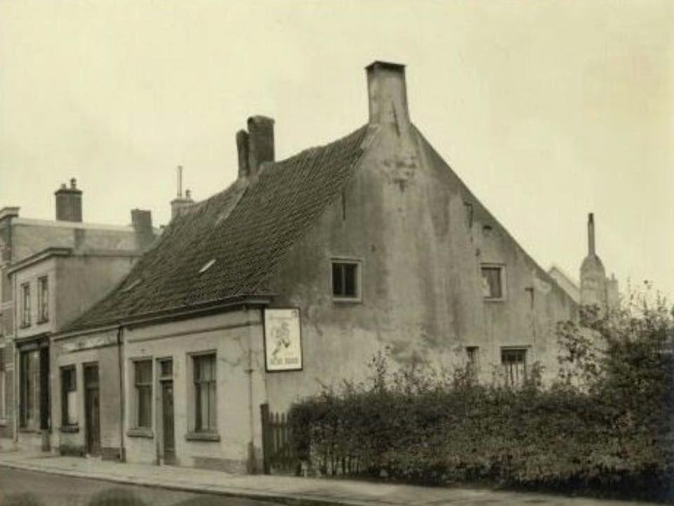 Haagweg breda