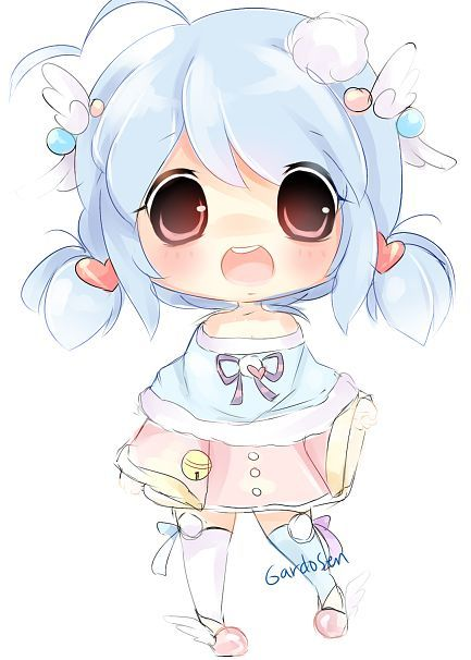 Chibi Angel Transparent Background Google Search きょうかい