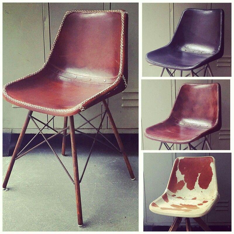 Chairs# stoelen #leather #echtleer #vintagevillage #hoofddorp #kruisweg644 # info@vintagevillage.nu