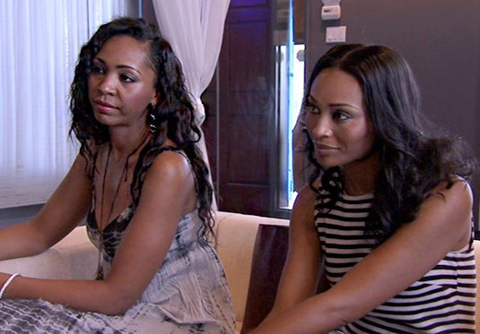 Tia or Tamera : Who is your favorite Sister ? | Lipstick Alley