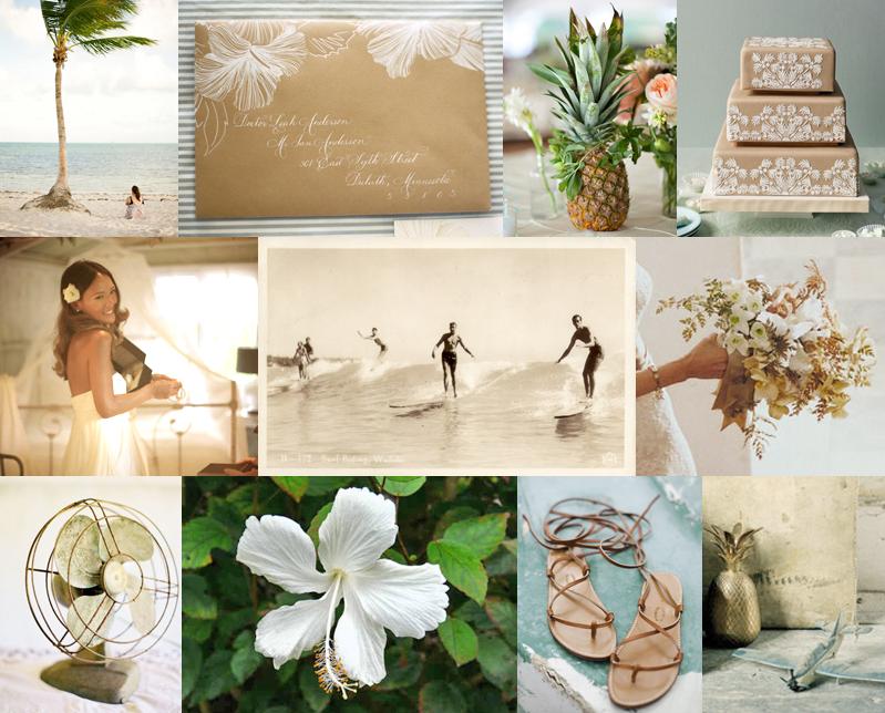 Matrimonio Tema Hawaii : Inspiración para una boda en la playa mi favorita