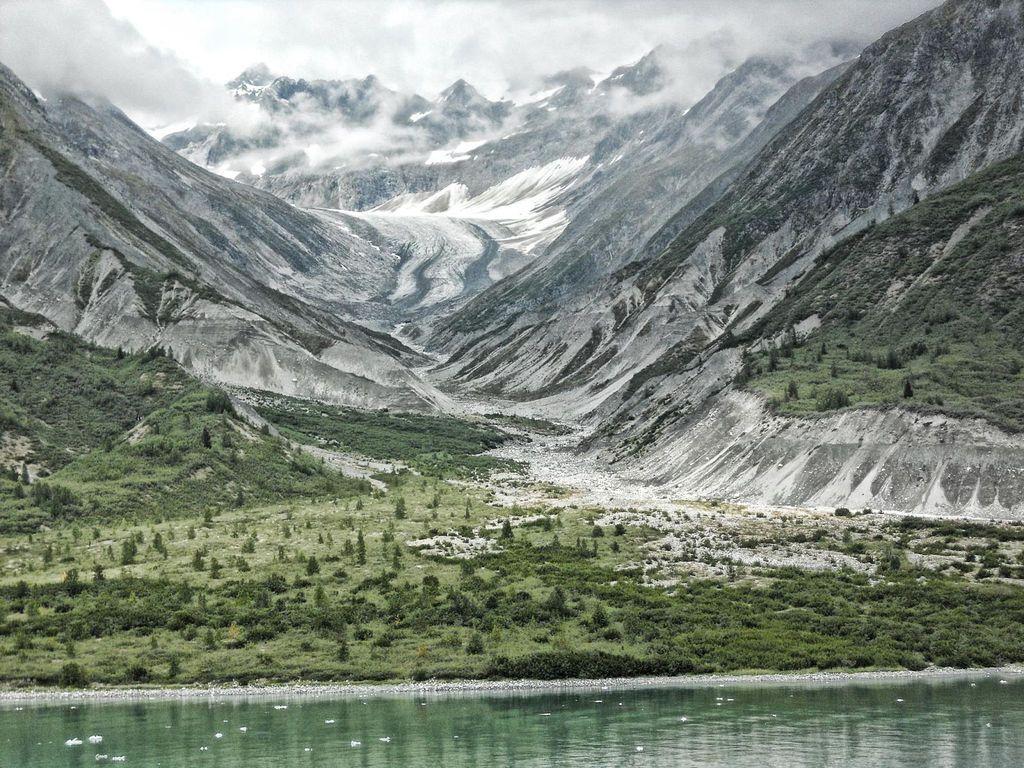 Glacier Bay, Alaska jigsaw puzzle in Great Sightings ...
