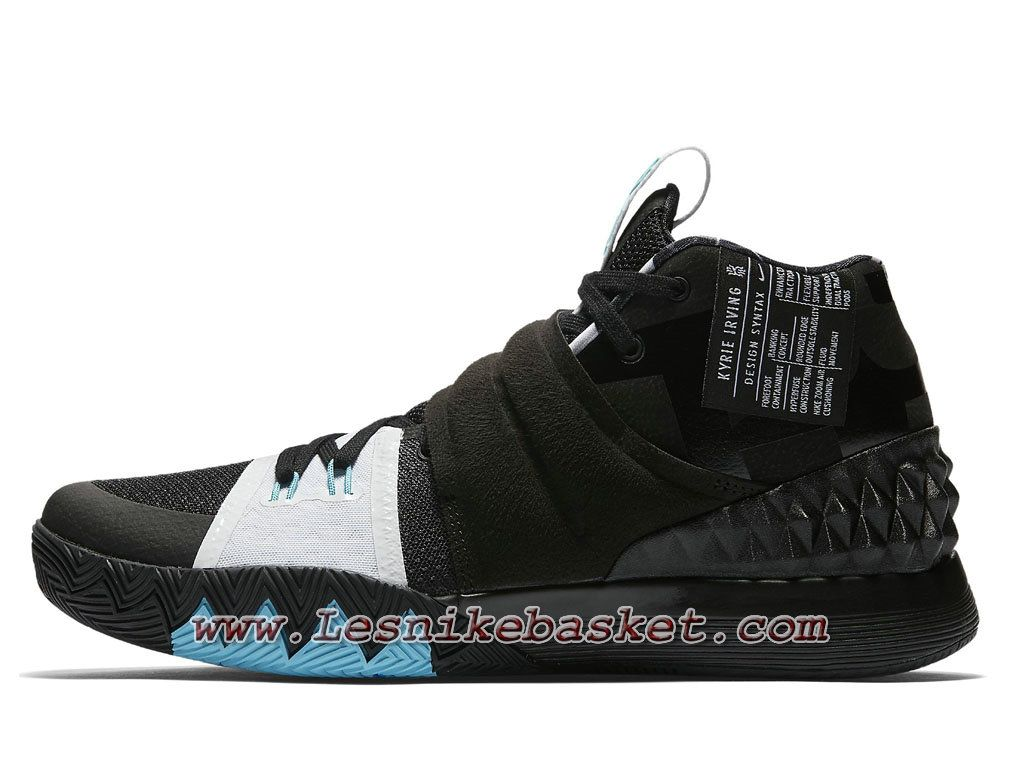 wholesale dealer 9c91b 79dcb Nike Kyrie S1 Hybrid What The Black AJ5165 901 Chaussures Nike Release 2018  Pour Homme