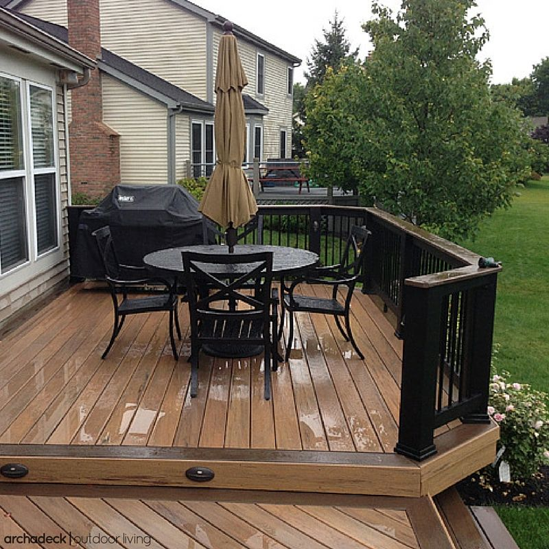Patio Deck Building Materials: TimberTech Decking: Why We