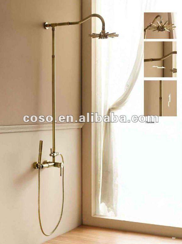caños de bronce para griferia exterior antigua ducha ...