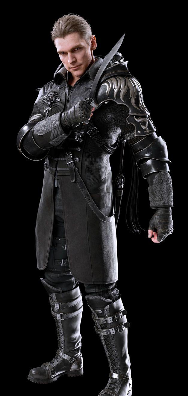 Luche Lazarus - Kingsglaive: Final Fantasy XV