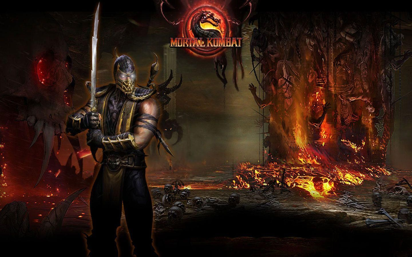 Mortal Kombat 9 Wallpapers (60 Wallpapers) – Wallpapers For