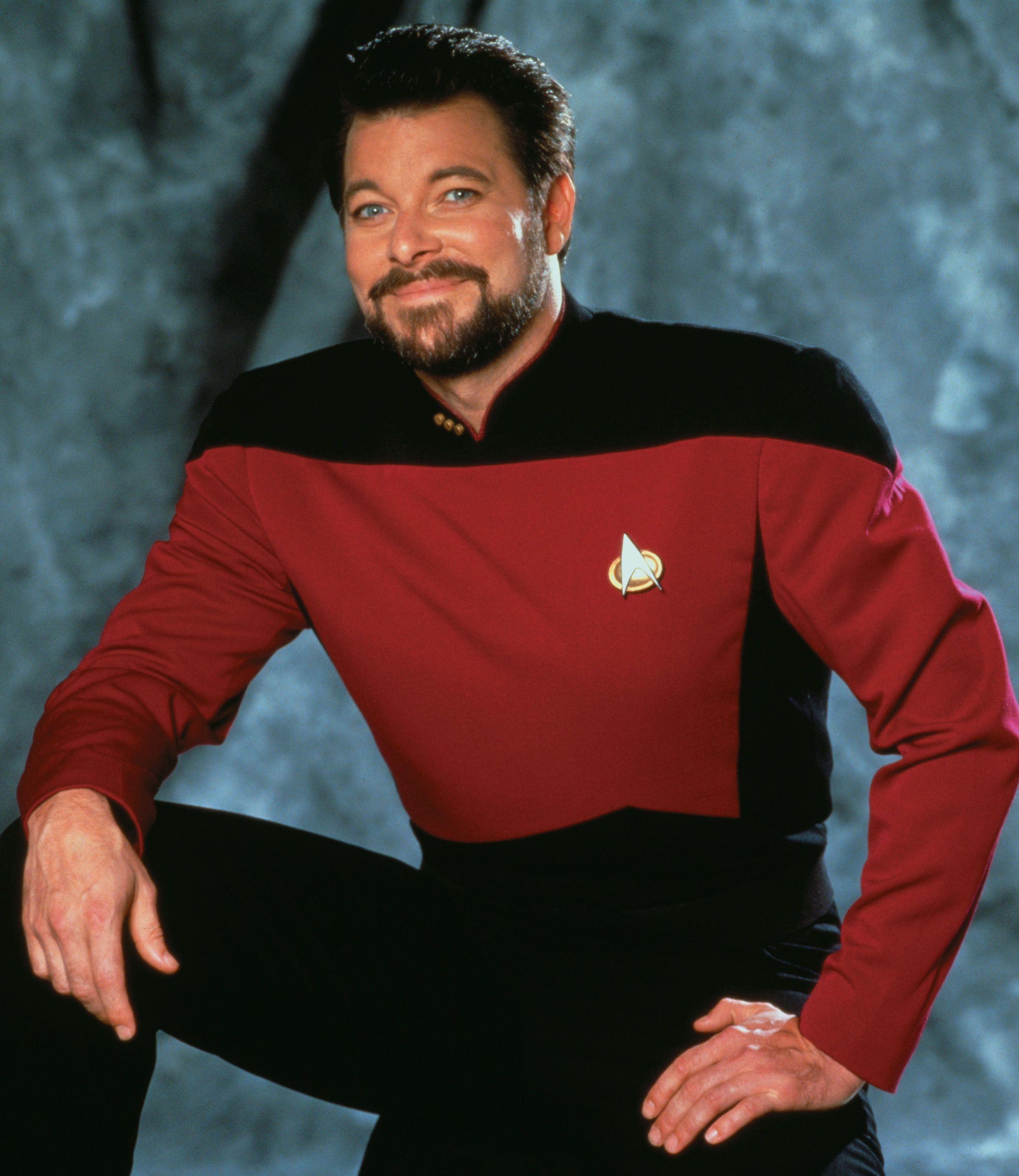 Jonathan Frakes as Will Riker