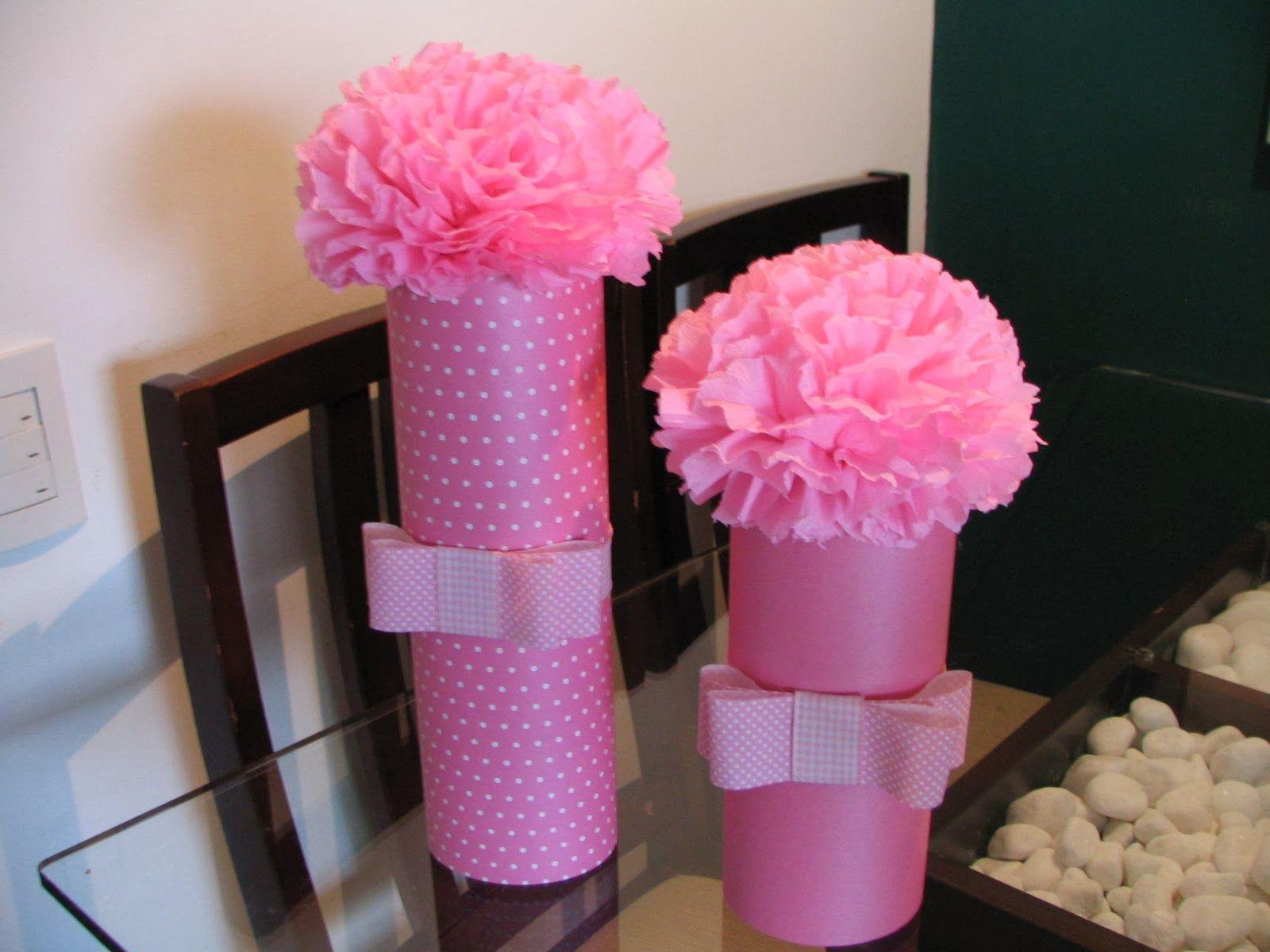 As Flores De Crepom Com Imagens Flores De Papel Crepom Flores