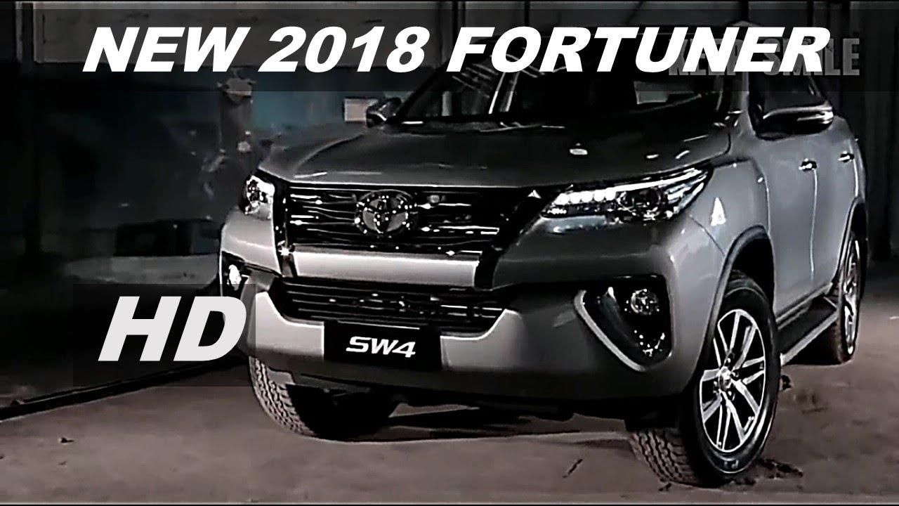 New 2018 Toyota Fortuner Best Suv Interior And Exterior Beauty