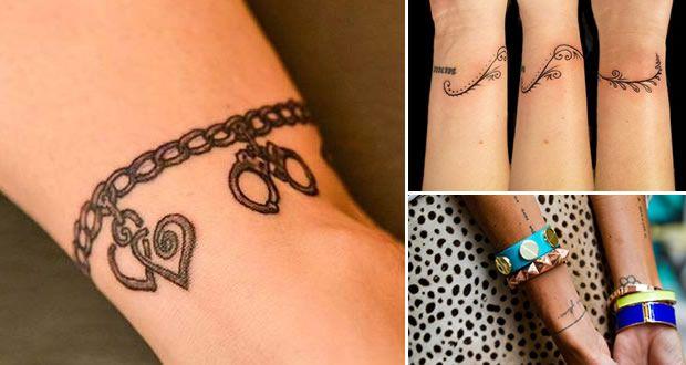 Los 30 mejores tatuajes de brazaletes en el cuerpo