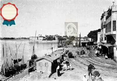 صورة الإسكندرية في 1875 Egypt Egypt History Old Egypt