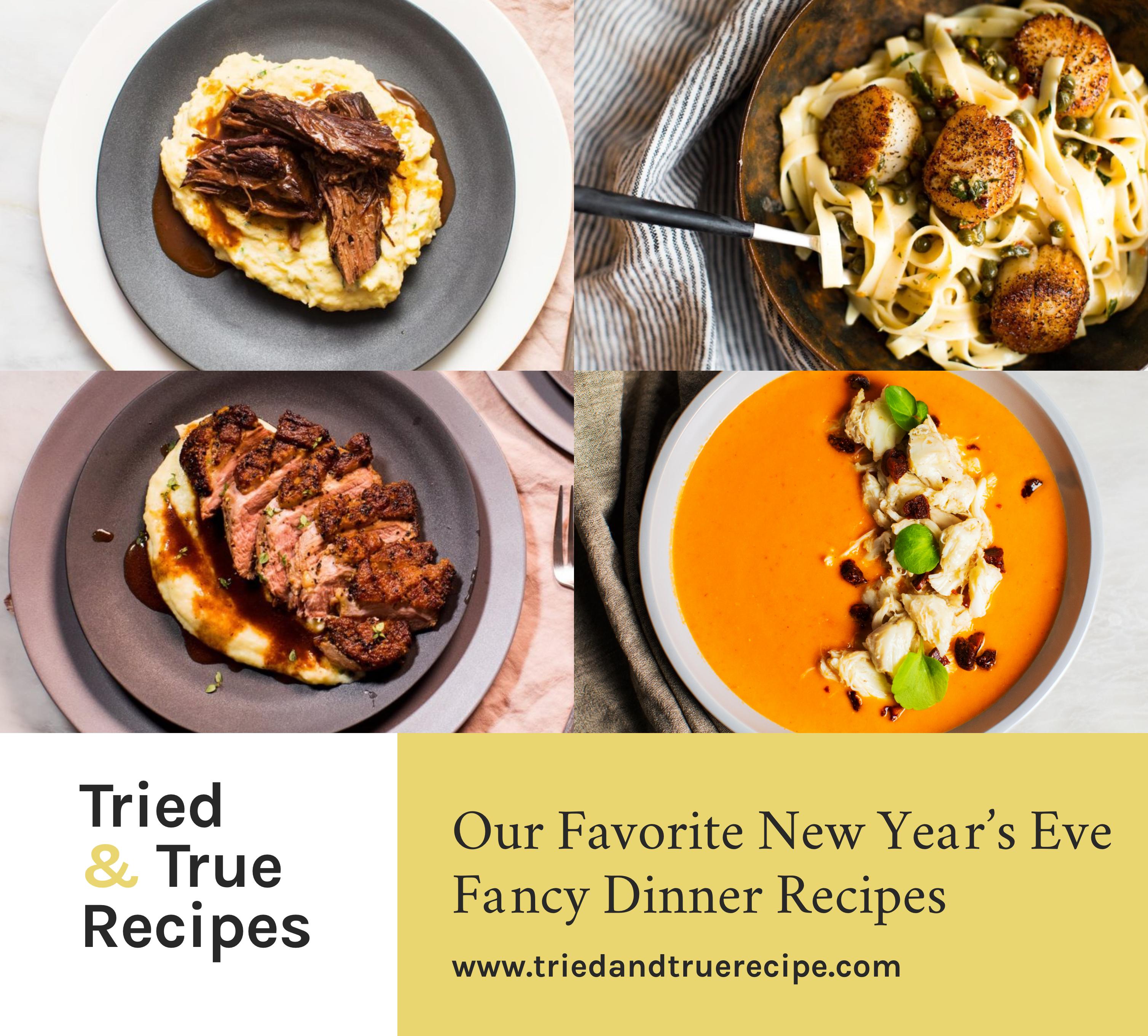 My Favorite New Year S Eve Fancy Dinner Recipes Dinner Steak And Lobster Dinner Fancy Dinner Recipes