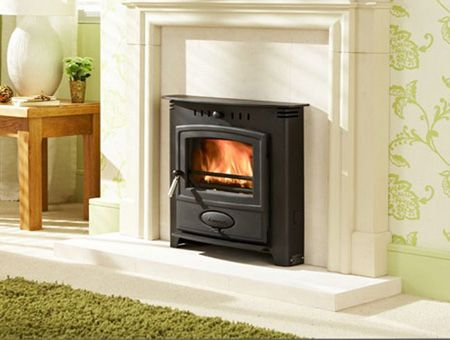 Inset Fireplaces Wood Burning Stoves   Google Search