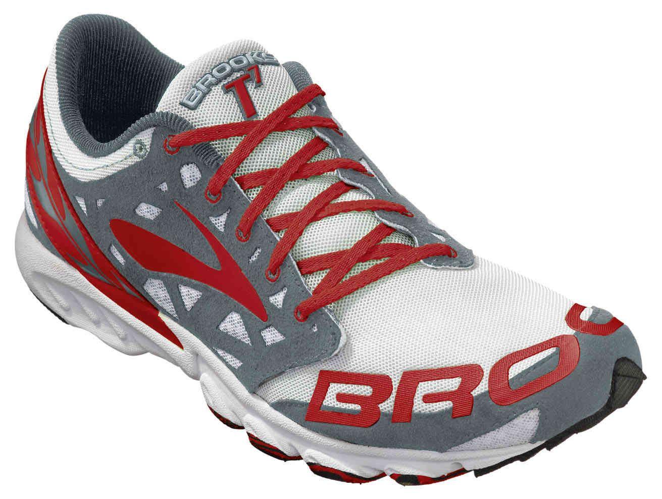 43d20043891 Brooks T7 Racer  Lightweight minimal road racing shoe - only 6.3 ounces
