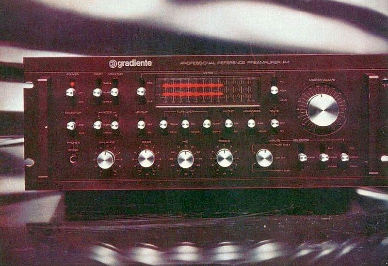 Professional Reference gradiente P-1 (1979) www1001hifi - professional reference