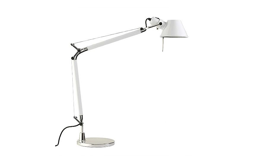 Tolomeo Mini Lamp With Images White Desk Lamps Lamp Desk Lamp