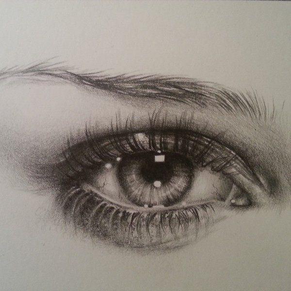 Hyper Realistic drawings by Ileana Hunter | Martineken Blog