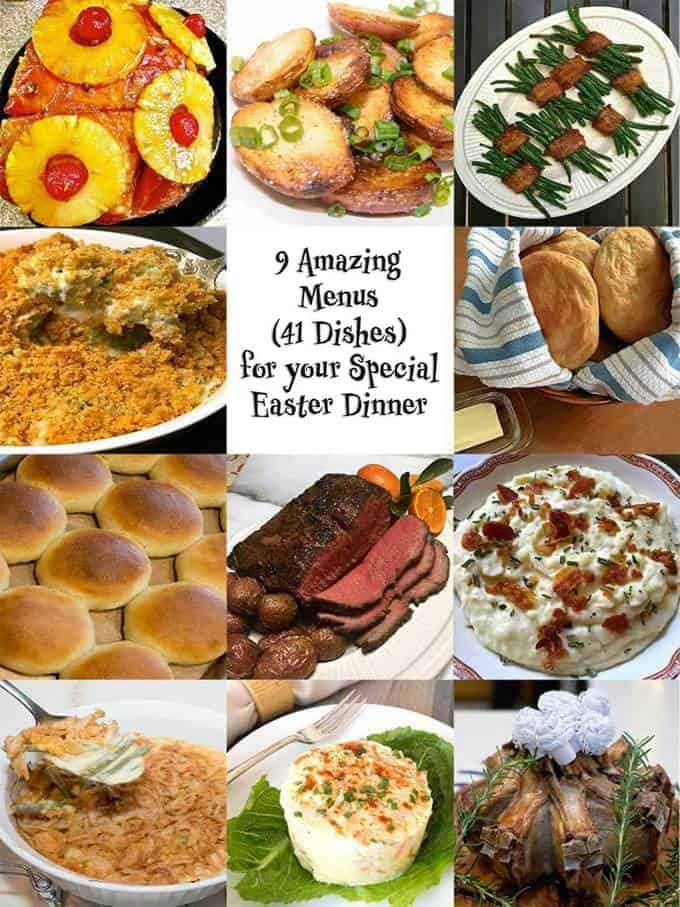 Photo of 9 Amazing Menus for Your Special Easter Dinner – Pudge Factor