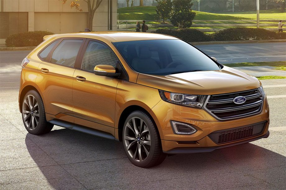 The New Generation Ford Edge  Is Built On The Ford Global Platform Ford Global Midsize Platform Underpinning The Latest Generations Of The Sedan Ford