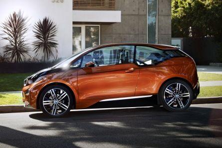 BMW i3, BMW, i3 Concept Coupe