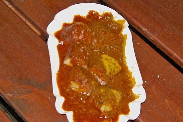 Currywurst - Soße von Hasenpub | Chefkoch