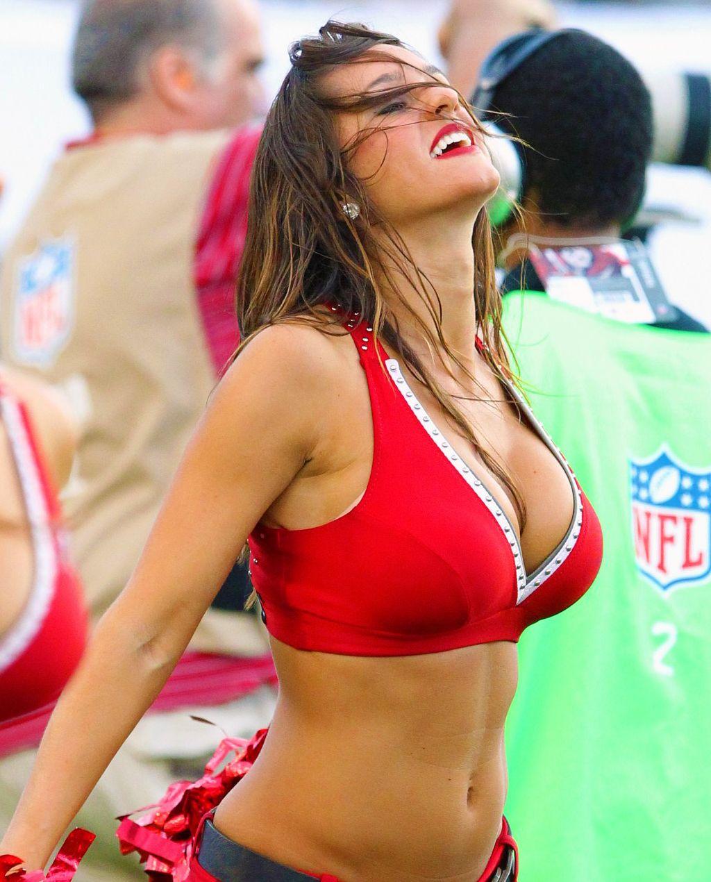 Red hot latina