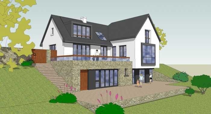 Image Result For House Plans Ireland Split Level House ...