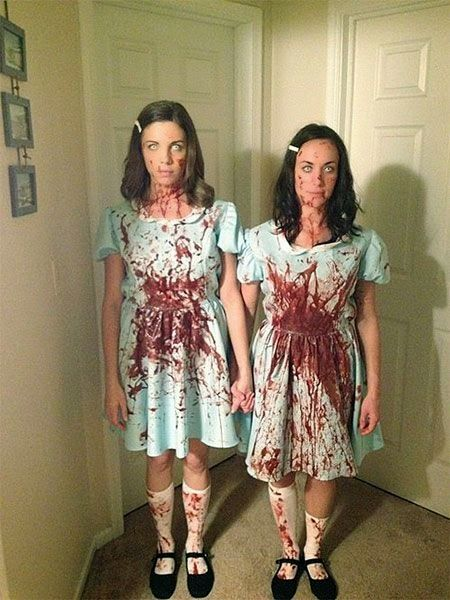 creepiest halloween costumes
