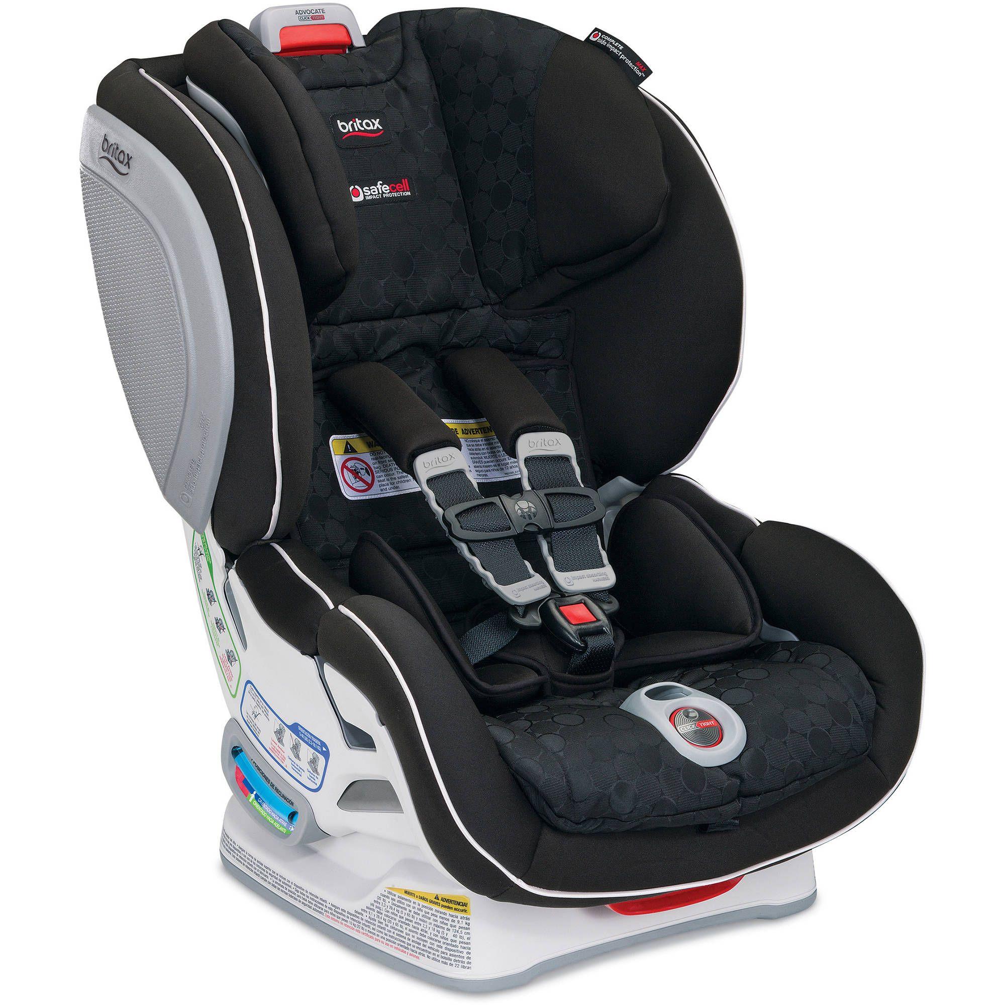 Britax Advocate ClickTight Convertible Car Seat, Choose