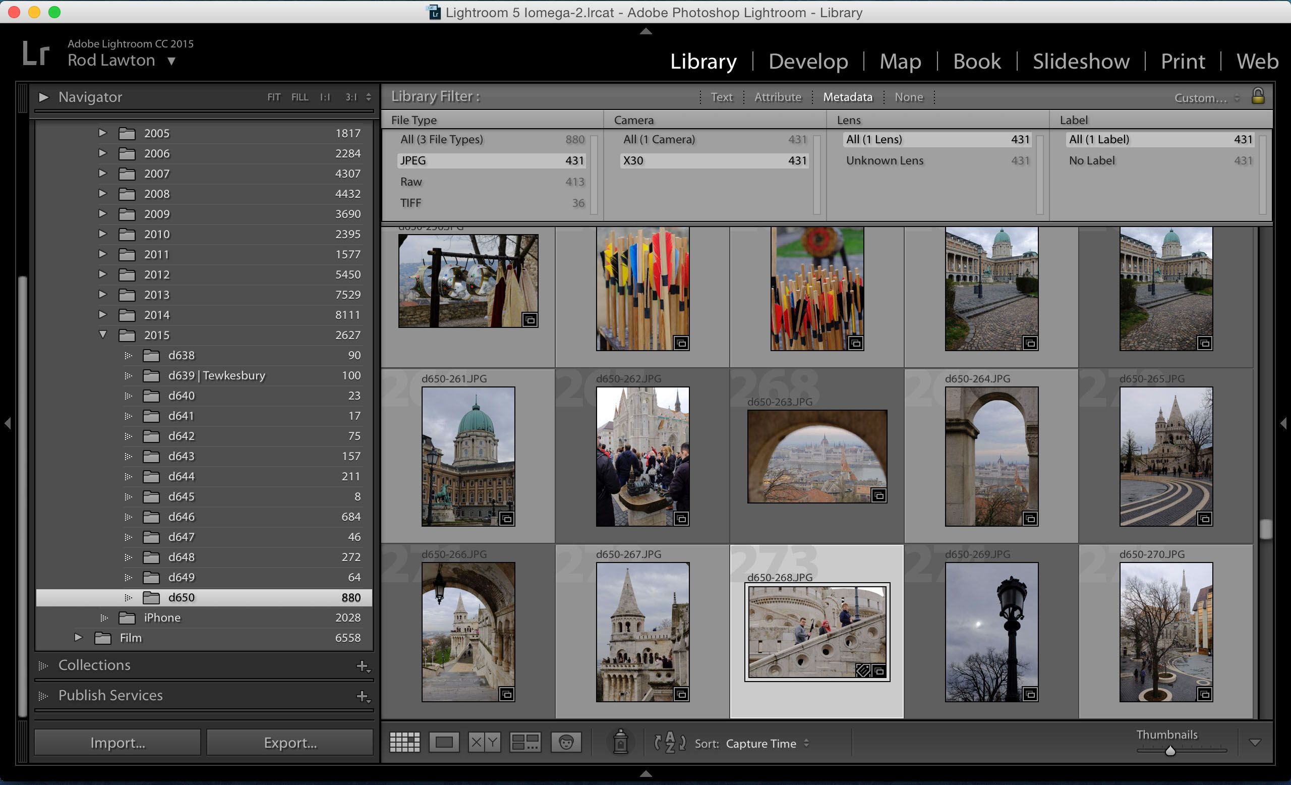 Difference between lightroom cc and lightroom 6