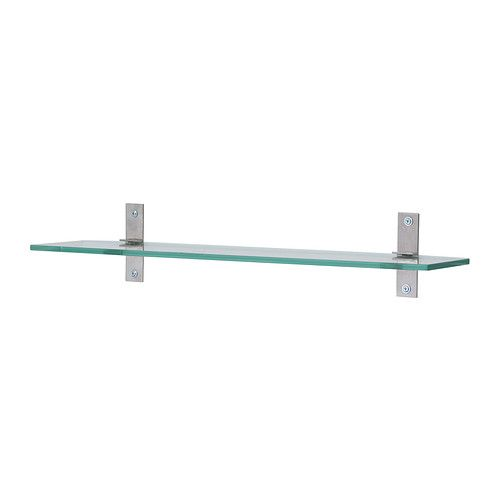 glass bathroom shelves glass shelves