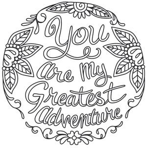 Betrothed - You Are My Greatest Adventure   Urban Threads ...