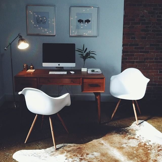 Mid Century Desk Acorn Legs West Elm