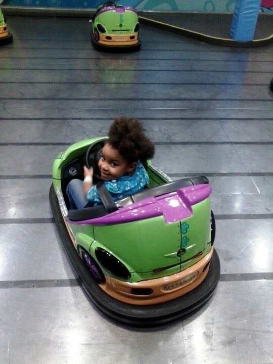 She did well driving
