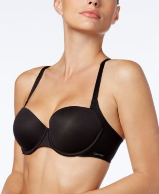 a088e882a2 CALVIN KLEIN Calvin Klein Invisible-Seam Balconette Bra Qd1833.  calvinklein   cloth   shop all lingerie