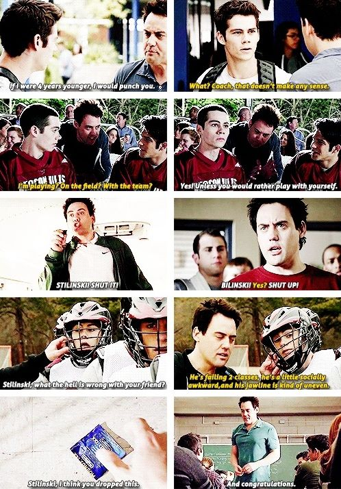 coach + stiles appreciation post.