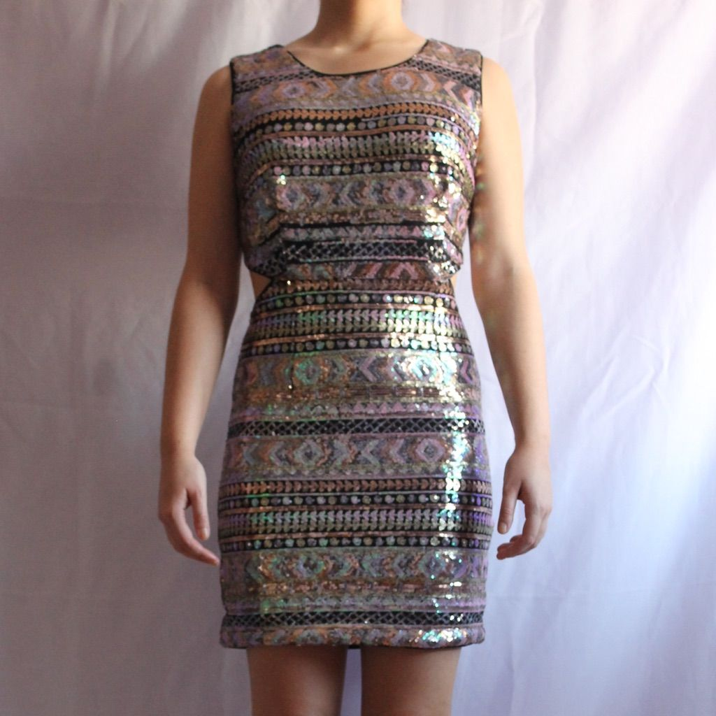 Sequined formal short dress formal shorts and products