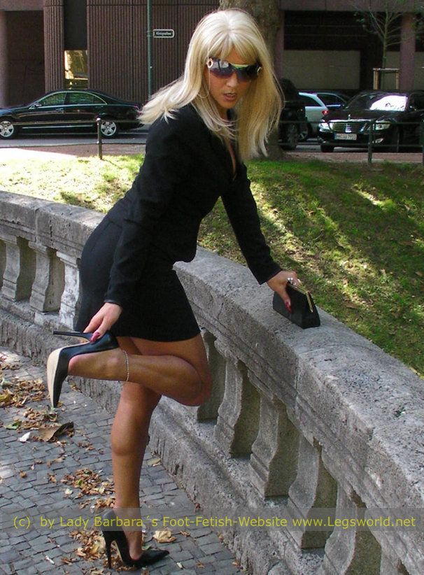 Legsworld Mobile | Stöckelschuh, Lady, Sandaletten